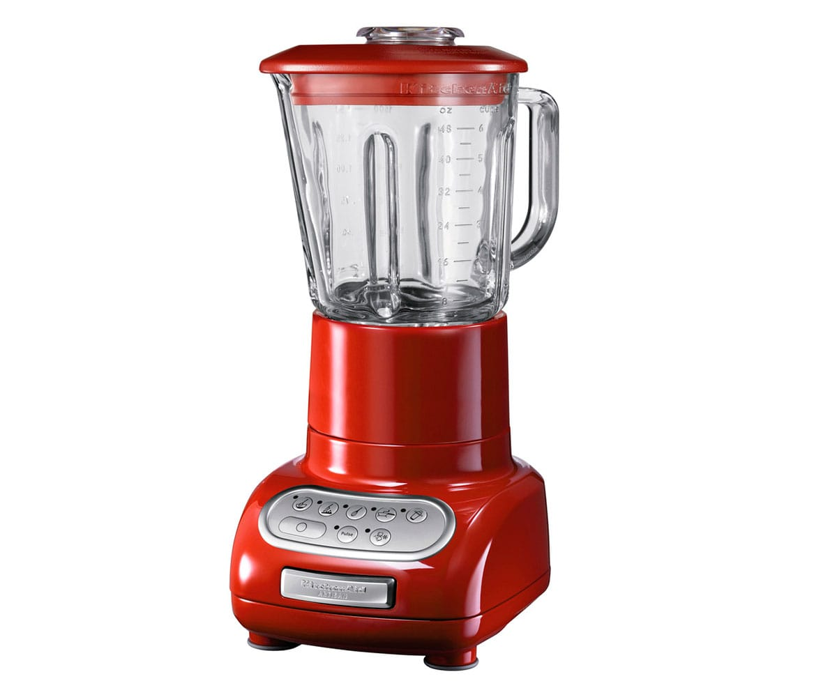 KITCHENAID 5KSB5553 COLOR ROJO LICUADORA DE VASO -