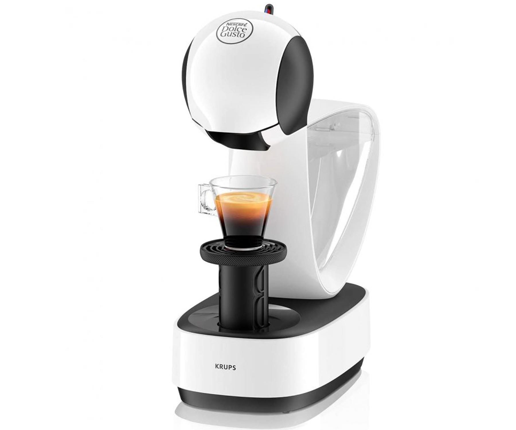 KRUPS KP1701SC INFINISSIMA BLANCA CAFETERA NESCAFÉ DOLCE GUSTO