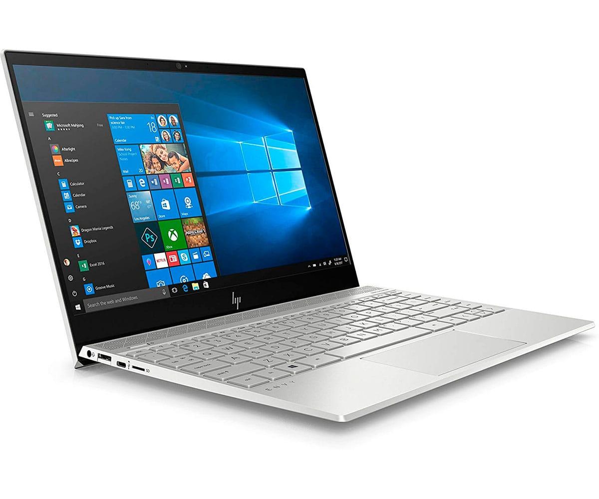 HP ENVY 13-AH0004NS PORTÁTIL PLATA 13.3 LCD WLED FHD/i7 1.8GHz/SSD 512GB/8GB RAM/W10 HOME - ENVY 13-AH0004NS