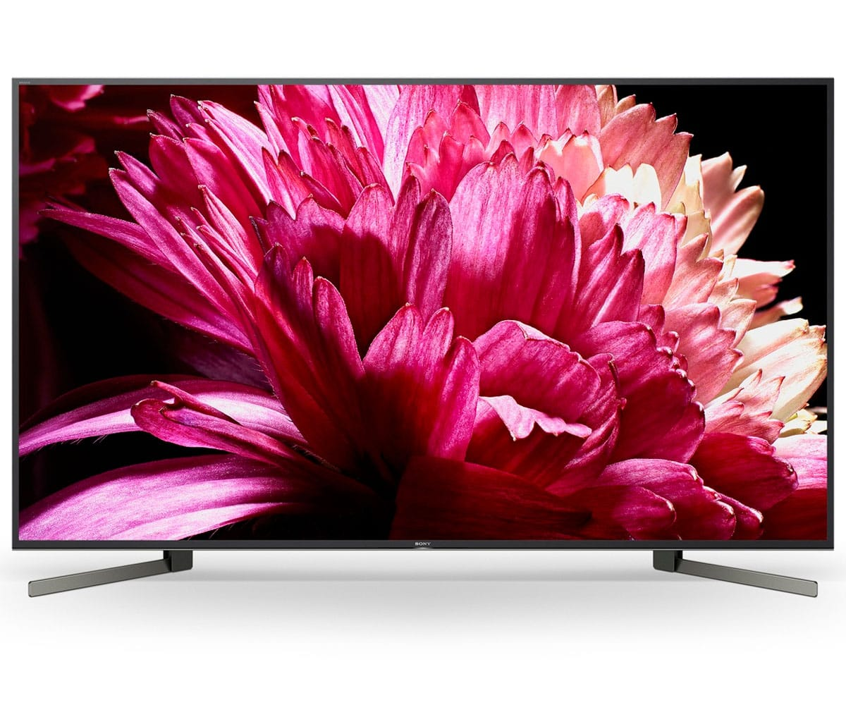 SONY KD-75XG9505 TELEVISOR 75'' LCD LED GAMA COMPLETA UHD 4K HDR SMART TV ANDROID WIFI BLUETOOTH