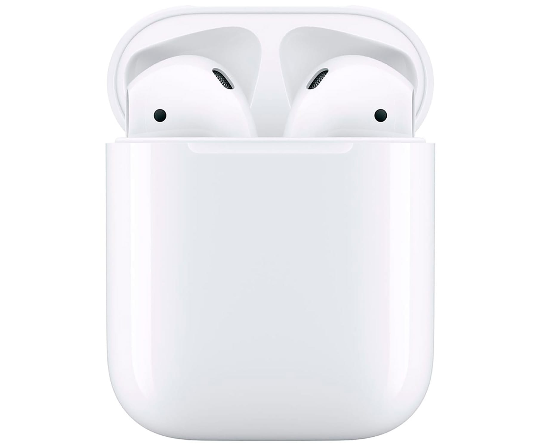 APPLE AIRPODS MV7N2TY/A AURICULARES INALÁMBRICOS SIRI PARA IPHONE IPAD E IPOD CON ESTUCHE DE CARGA LIGHTNING