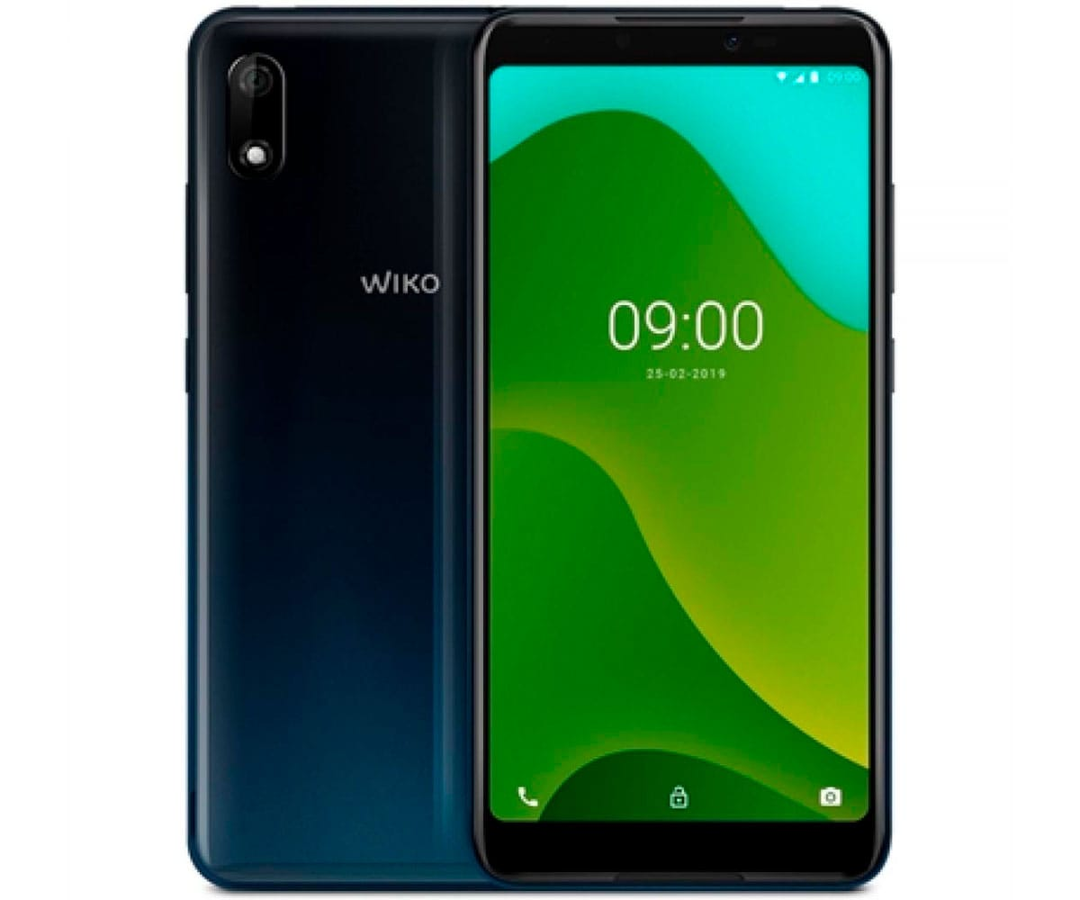 WIKO Y70 AZUL MÓVIL 3G DUAL SIM 5.99 TFT HD+/4CORE/16GB/1GB RAM/8MP/5MP