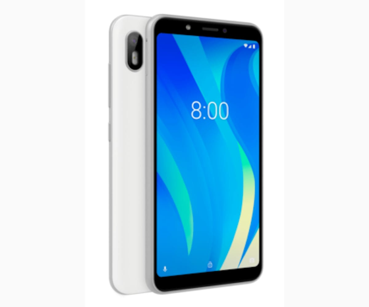 VSMART JOY 1 BLANCO MÓVIL 4G 5.45'' IPS HD+/8CORE/16GB/2GB RAM/13MP/5MP