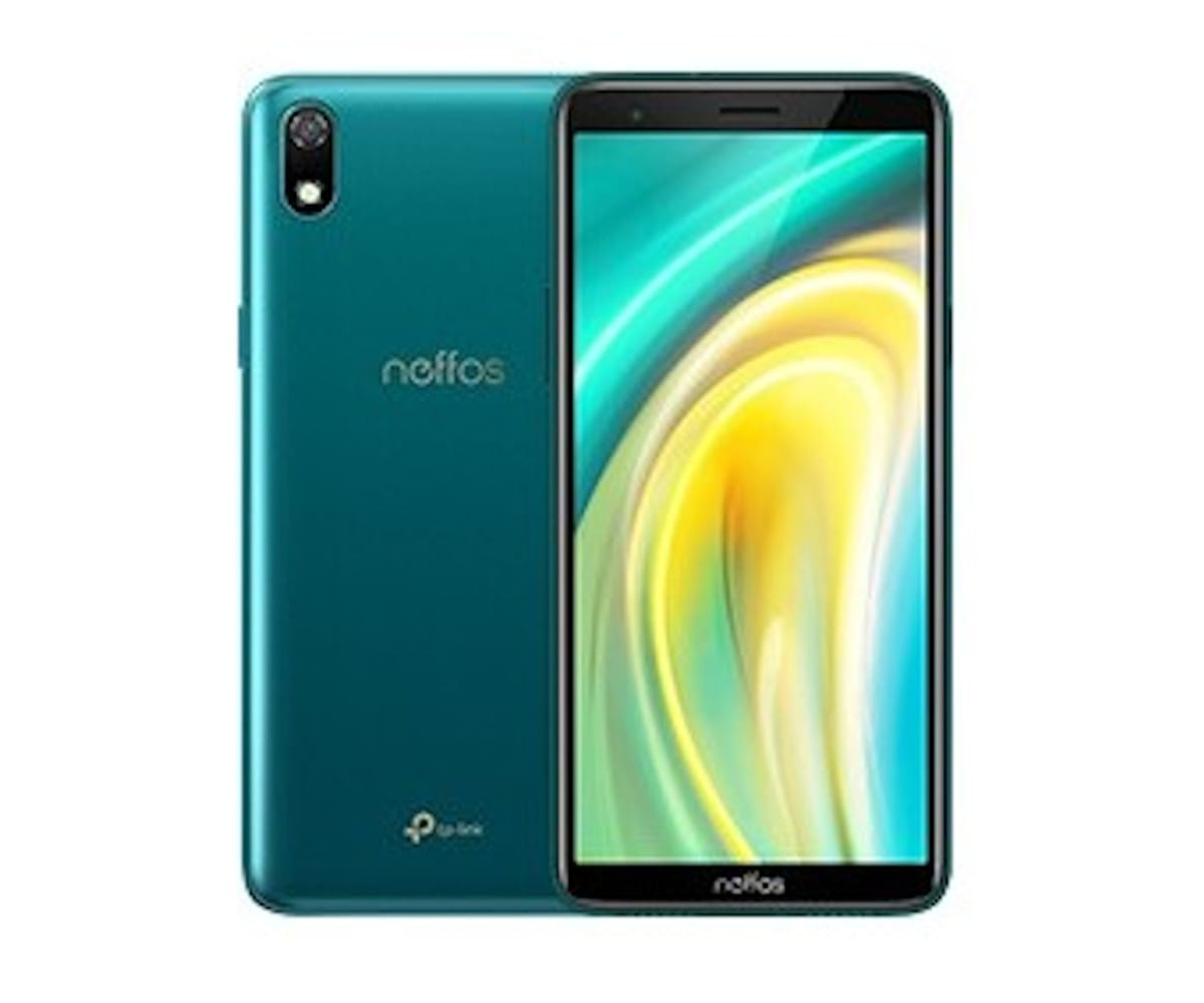 TP-LINK NEFFOS A5 VERDE MÓVIL 3G DUAL SIM 5.99 IPS HD+/4CORE/16GB/1GB RAM/5MP/2MP
