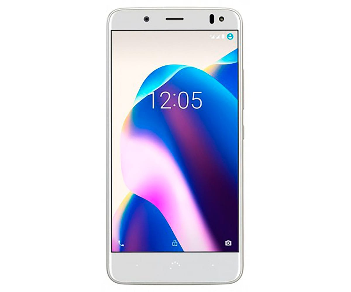 BQ AQUARIS U2 LITE BLANCO MÓVIL 4G 5.2'' IPS HD/8CORE/16GB/2GB RAM/8MP/5MP