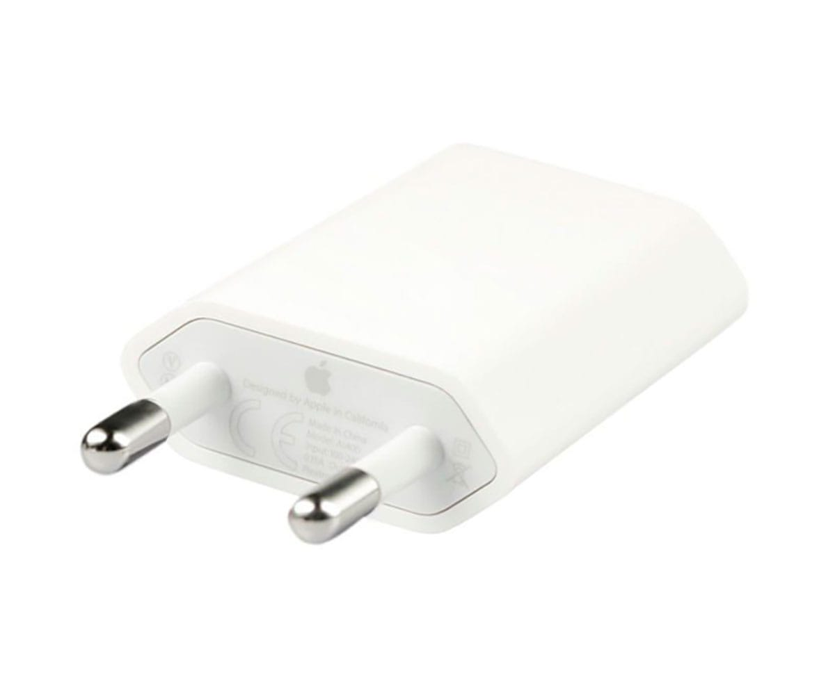 APPLE CARGADOR USB - CARGADOR USB