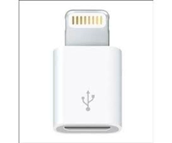 APPLE ADAPTADOR LIGHTNING A MICRO USB MD820ZM/A
