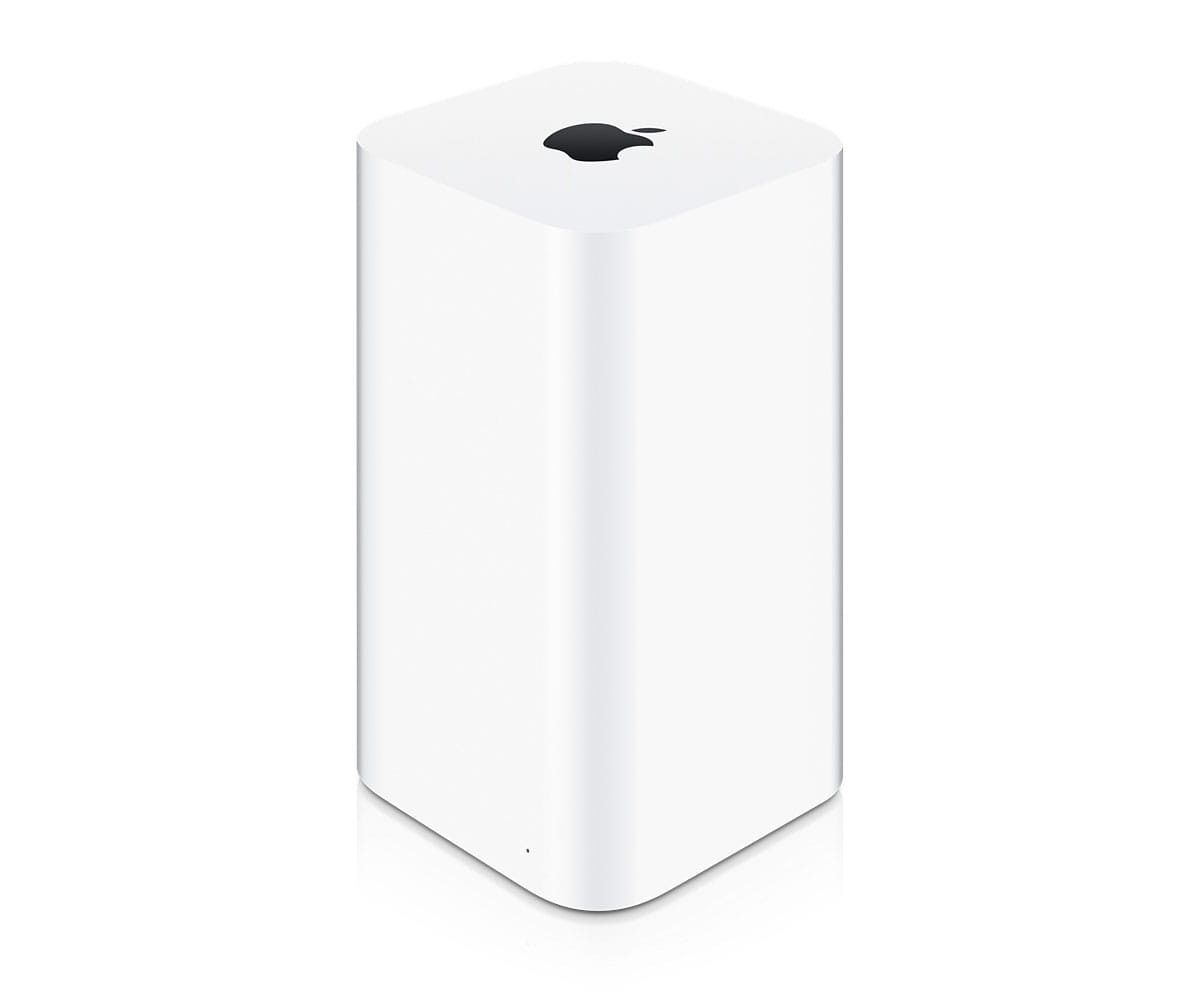 APPLE AIRPORT TIME CAPSULE DISCO DURO INALÁMBRICO 2TB WIFI