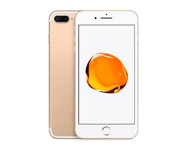 APPLE IPHONE 7 PLUS 128GB DORADO MÓVIL 4G 5.5 IPS/4CORE/128GB/3GB RAM/12MP DUAL OIS/7MP - IPHONE 7 PLUS 128GB DORADO - MN4Q2QL/A