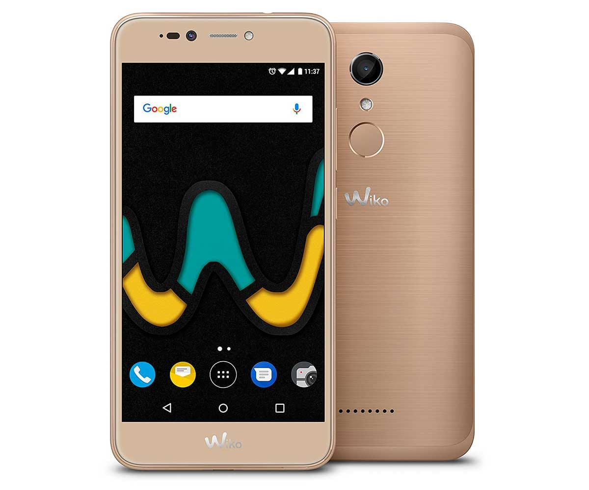 WIKO UPULSE DORADO MÓVIL 4G DUAL SIM 5.5 IPS HD/4CORE/32GB/3GB RAM/13MP/8MP - UPULSE DORADO