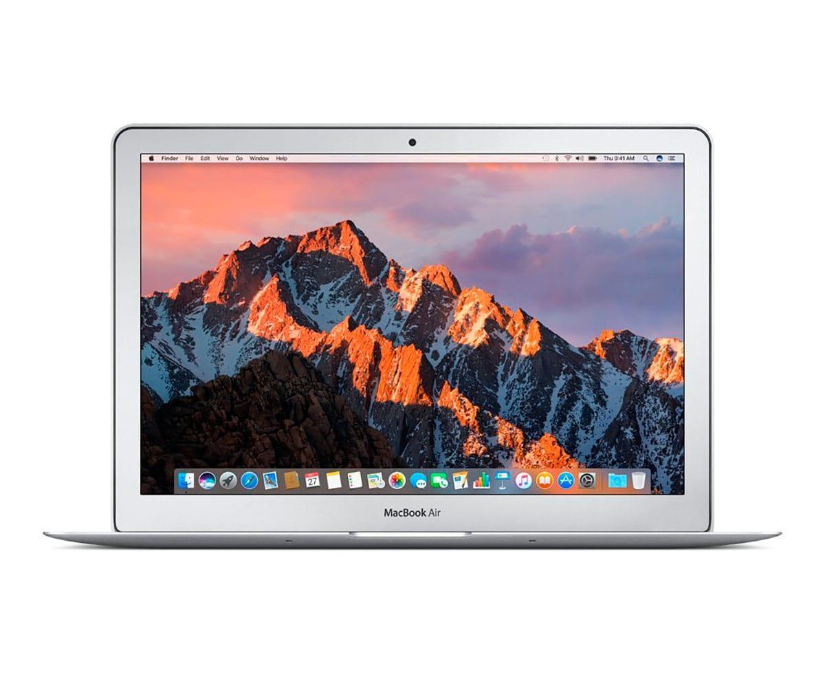 APPLE MACBOOK AIR MQD32Y/A 13/i5 1.8GHz/SSD 128GB/8GB RAM/macOS SIERRA - MQD32Y/A
