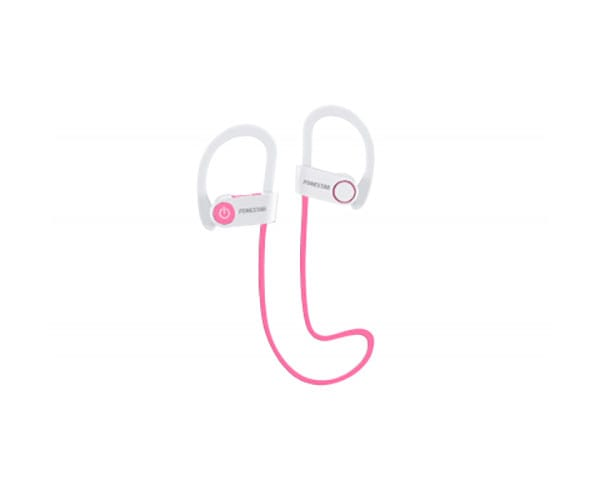 FONESTAR BLUESPORT-65BP BLANCO/ROSA AURICULARES DEPORTIVOS BLUETOOTH - BLUESPORT-65BP
