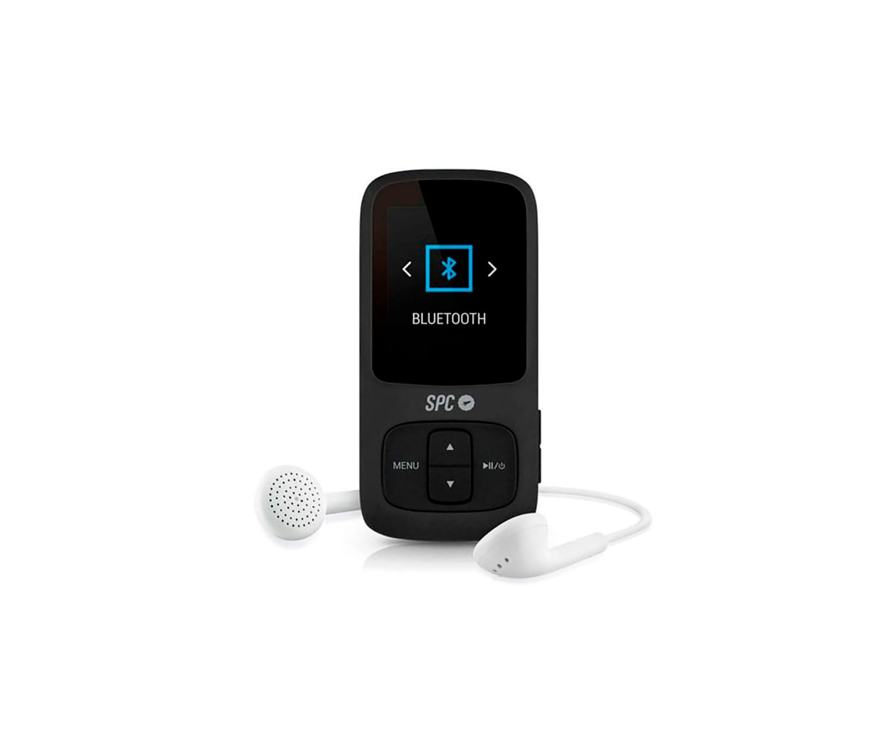 SPC PURE SOUND 8578N NEGRO REPRODUCTOR MP3 1.8 CON BLUETOOTH 8GB