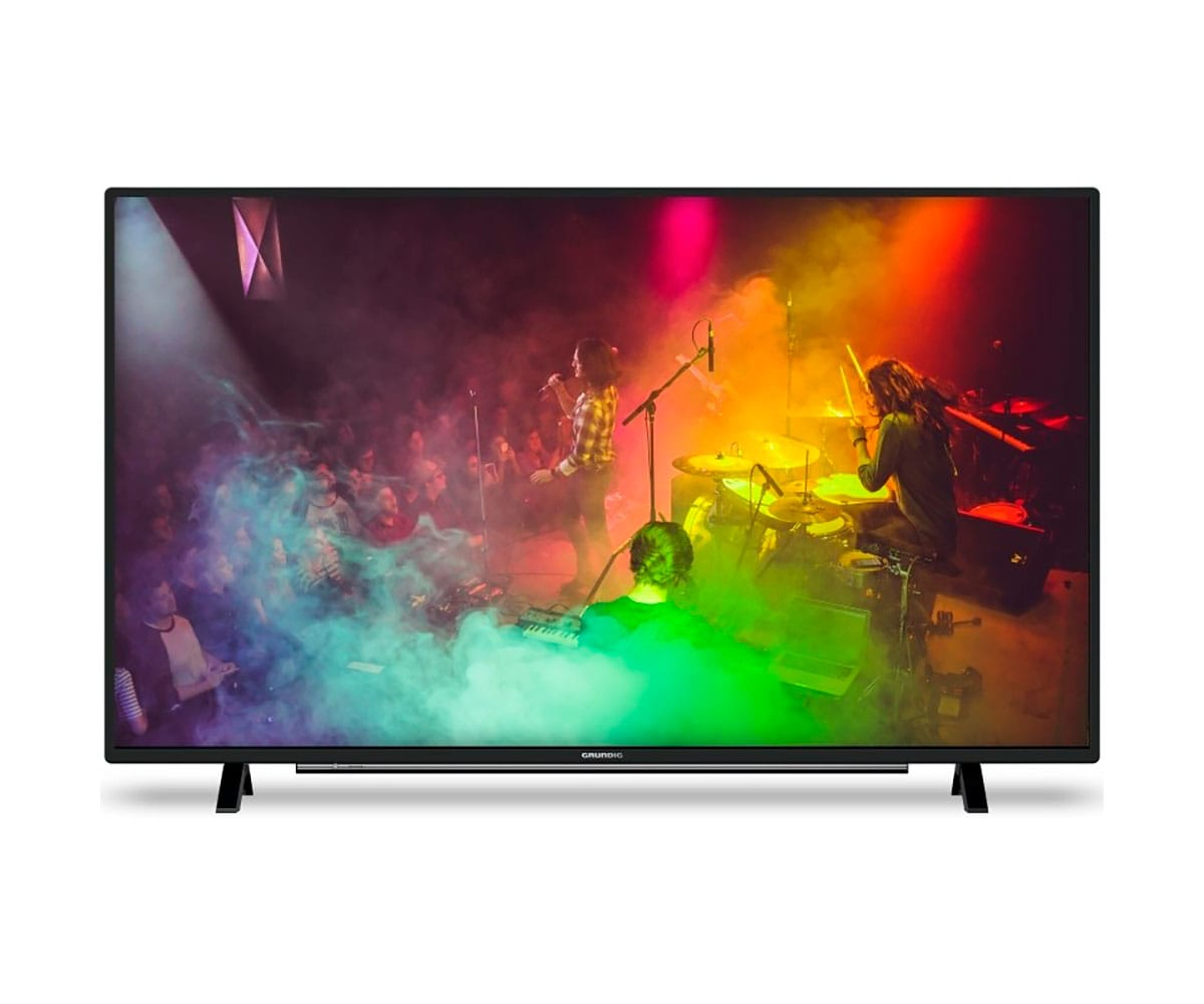 GRUNDIG 32VLE6730 TELEVISOR 32'' LCD LED FULL HD 800Hz SMART TV WIFI BLUETOOTH HDMI USB GRABADOR Y REPRODUCTOR MULTIMEDIA