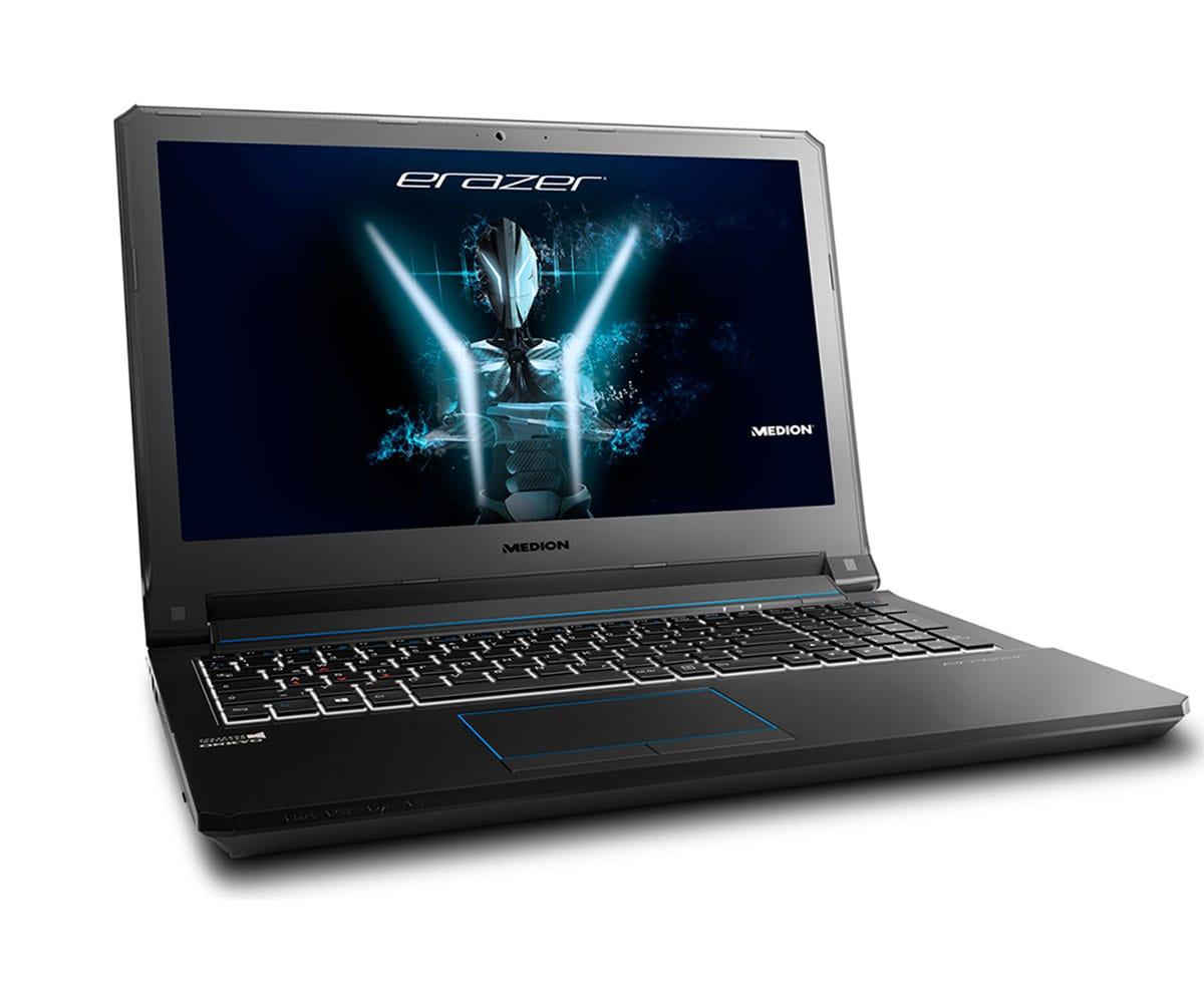 MEDION ERAZER X6601-MD60238 NEGRO PORTÁTIL 15.6 FHD/i7 2.60GHz/1.5TB + SSD 256GB/32GB RAM/GTX 960M - X6601-MD60238