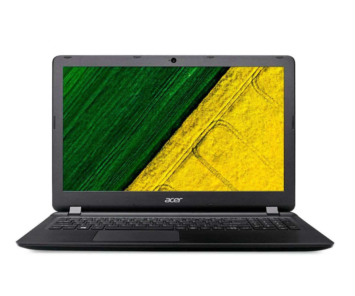 ACER ASPIRE ES 15 ES1-533-C4GG NEGRO PORTÁTIL 15.6 HD/N3350 1.10GHz/1TB/4GB RAM/W10 HOME - ES1-533-C4GG - NX.GFTEB.003