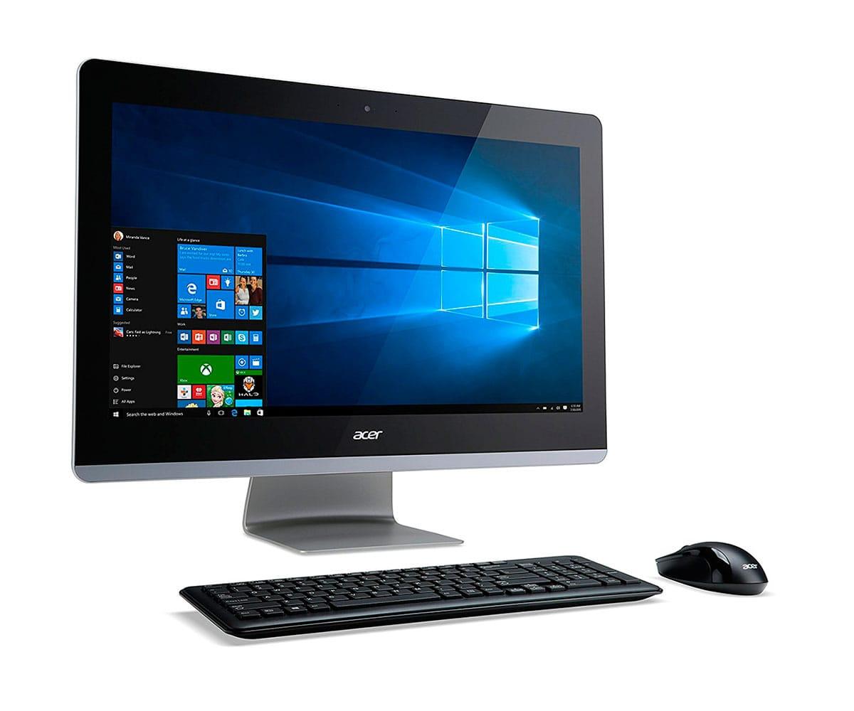 ACER ASPIRE Z3-715 ORDENADOR TODO-EN-UNO 23.8 TÁCTIL FHD/i7 2.80GHz/1TB/4GB RAM/W10 - ASPIRE Z3-715
