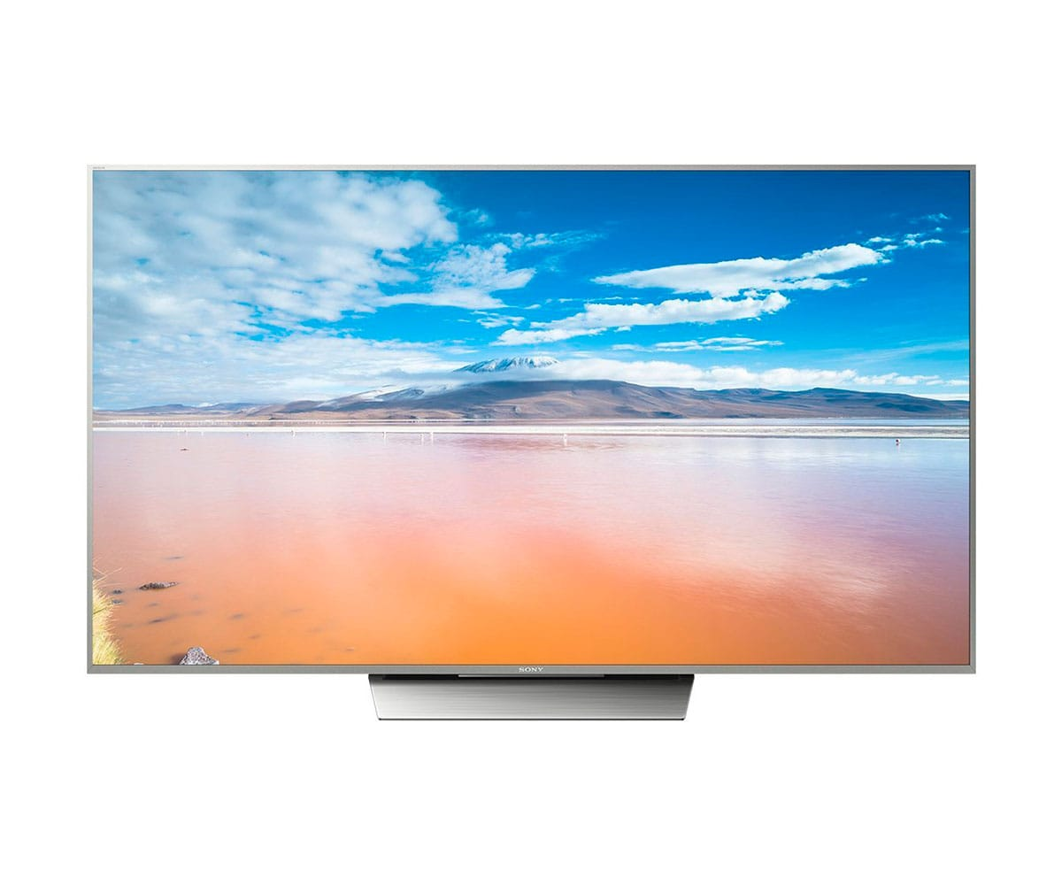 SONY KD-55XD8577 TELEVISOR 55 LCD EDGE LED TRILUMINOS 4K UHD HDR 1000Hz ANDROID TV WIFI - KD55XD8577SAEP