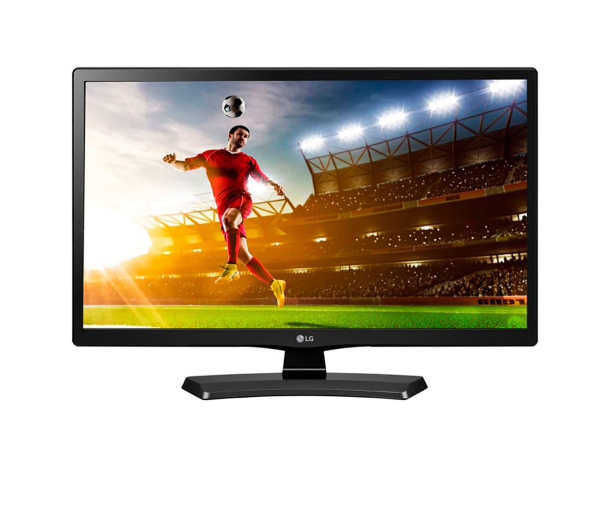 LG 28MT48VF-PZ MONITOR 27.5'' LCD LED HD READY CON HDMI Y USB REPRODUCTOR MULTIMEDIA