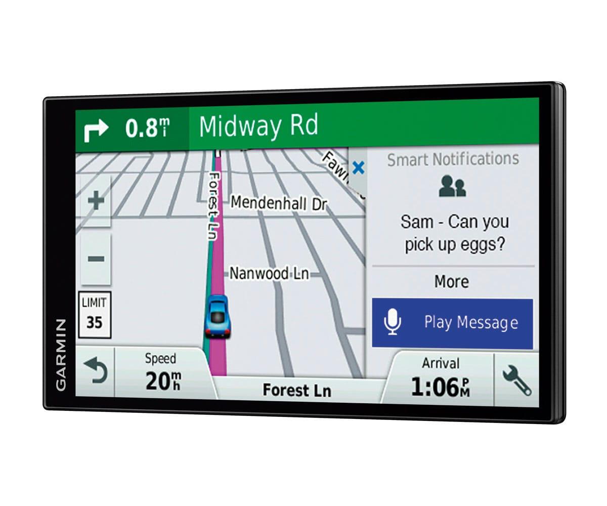 GARMIN DRIVESMART 61 SUR EUROPA LMT-S NAVEGADOR GPS CON PANTALLA TÁCTIL SIN BORDES DE 6.95  MAPAS  -