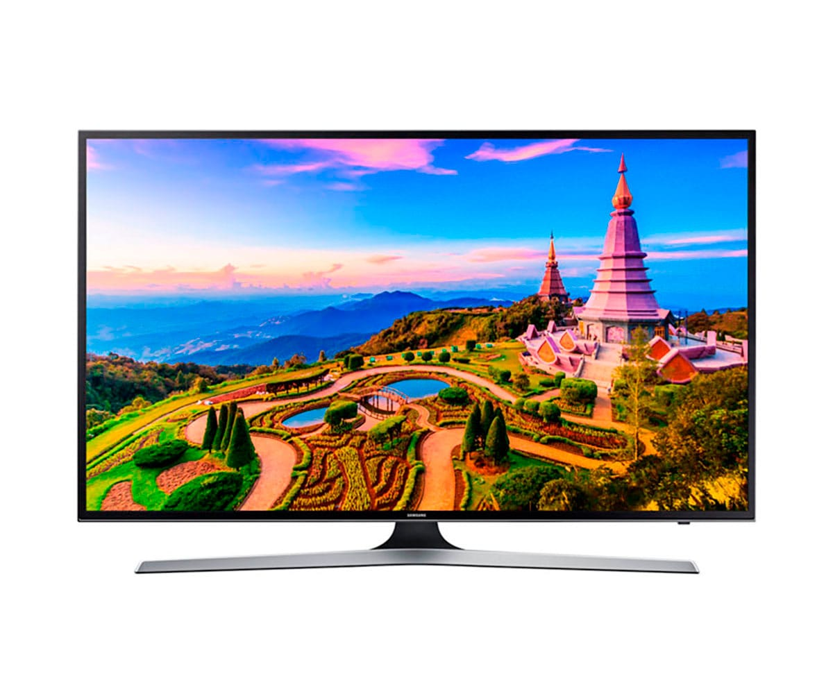SAMSUNG UE43MU6105KXXC TELEVISOR 43'' LCD LED UHD 4K HDR 1300Hz SMART TV WIFI BLUETOOTH INTERACCIÓN POR VOZ HDMI USB GRABADOR Y REPRODUCTOR MULTIMEDIA