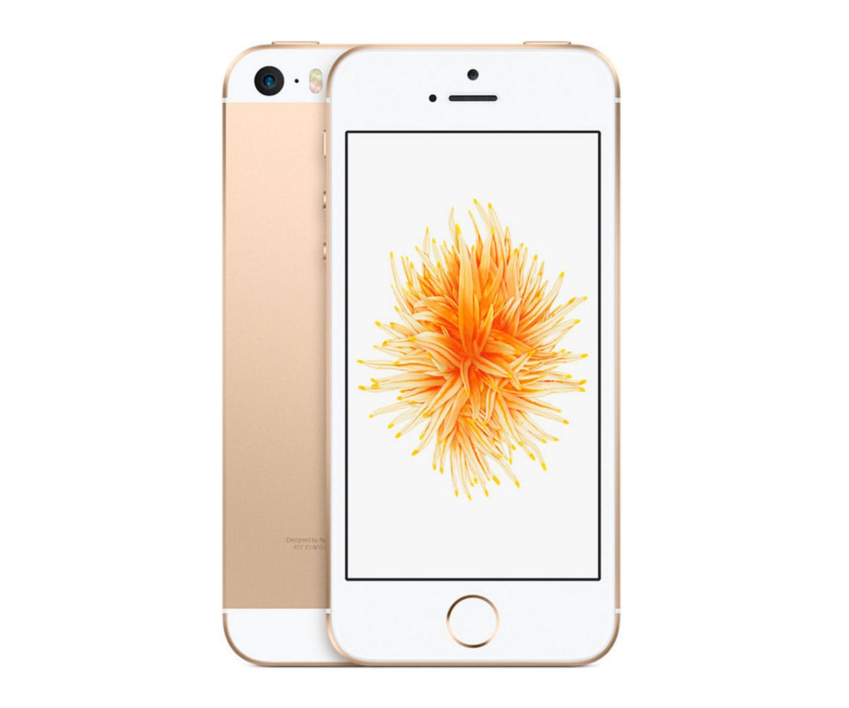 APPLE IPHONE SE 32GB DORADO MÓVIL 4G 4'' RETINA/2CORE/32GB/2GB RAM/12MP/1.2MP