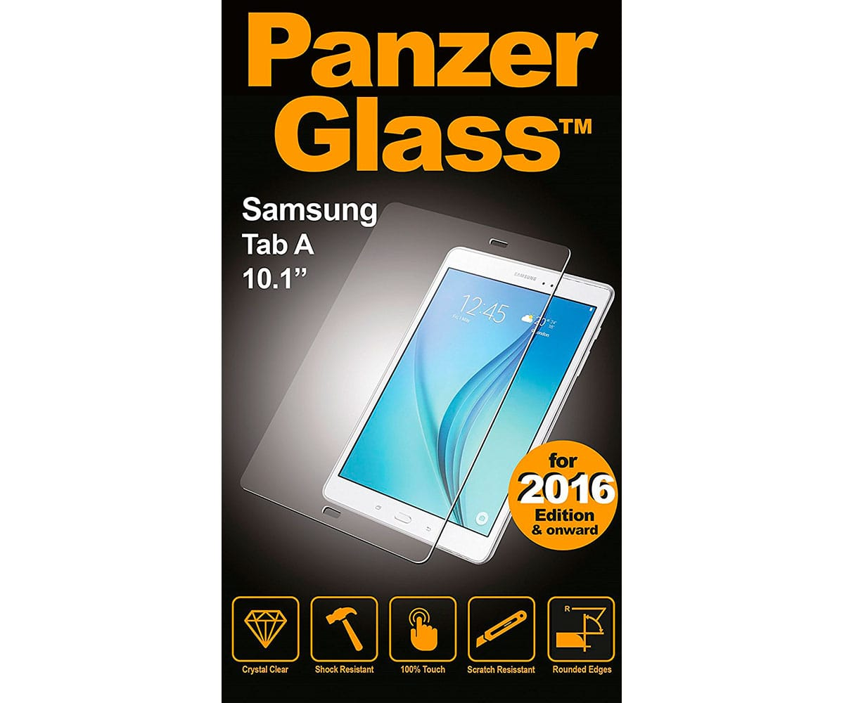 PANZERGLASS PROTECTOR CRISTAL ULTRARESISTENTE SAMSUNG TAB A 10.1 - TAB A 10.1