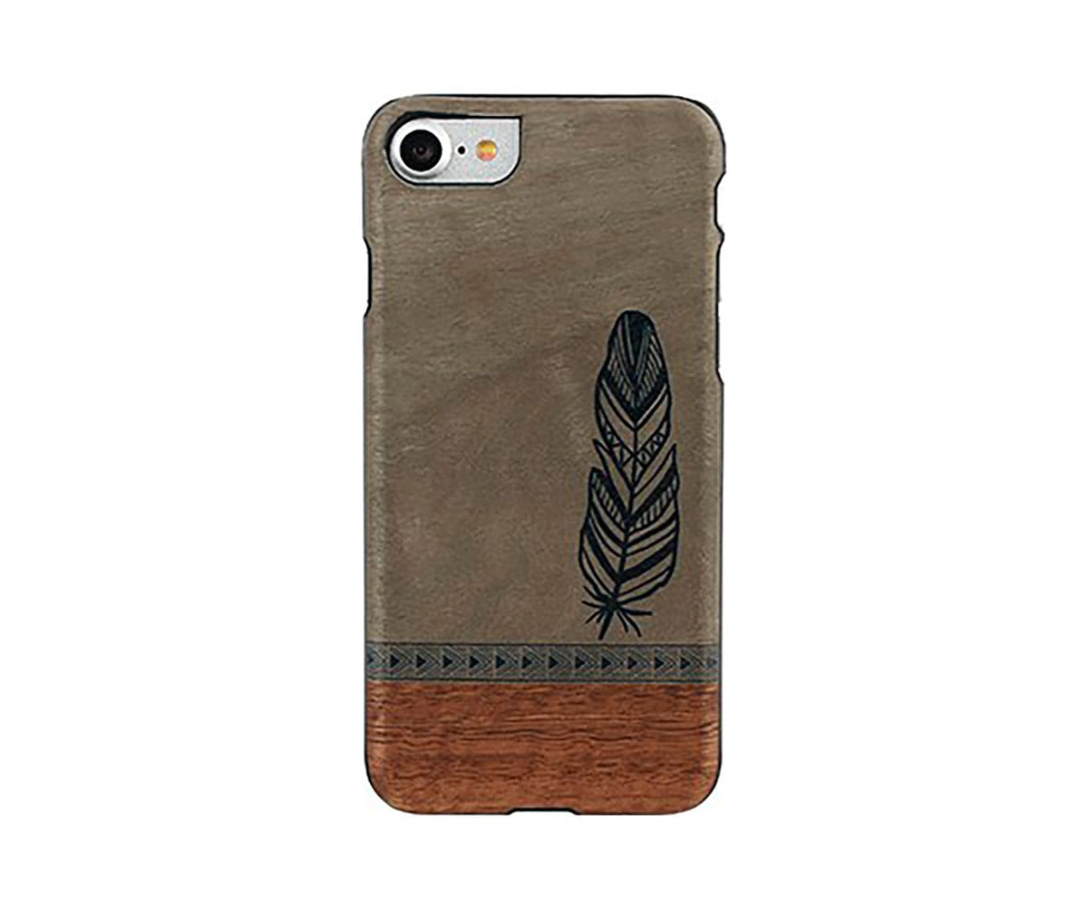 MAN&WOOD BOHEMIAN CARCASA DE MADERA APPLE IPHONE 7/8