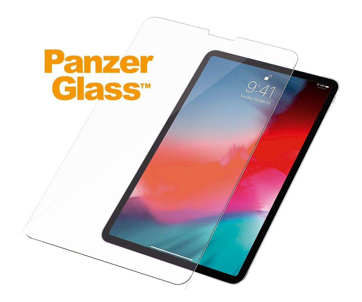PANZERGLASS  PROTECTOR APPLE iPAD PRO 2018 11? CRISTAL ULTRARESISTENTE EDGE TO EDGE - EDGE TO EDGE APPLE IPAD PRO 11?