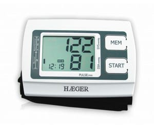 HAEGER TENSIOMETRO HEART MATE PLUS