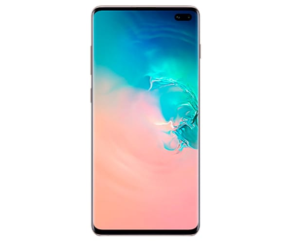 SAMSUNG GALAXY S10+ BLANCO CERÁMICO MÓVIL DUAL SIM 4G 6.4'' DYNAMIC AMOLED QHD+/8CORE/512GB/8GB RAM/16+12+12MP/10+8MP