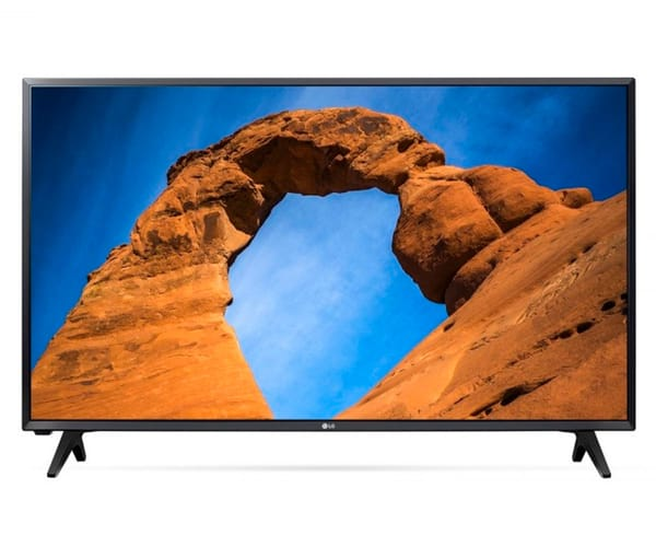 LG 43LK5000PLA TELEVISOR 43'' LCD LED FULL HD HDMI USB GRABADOR Y REPRODUCTOR MULTIMEDIA