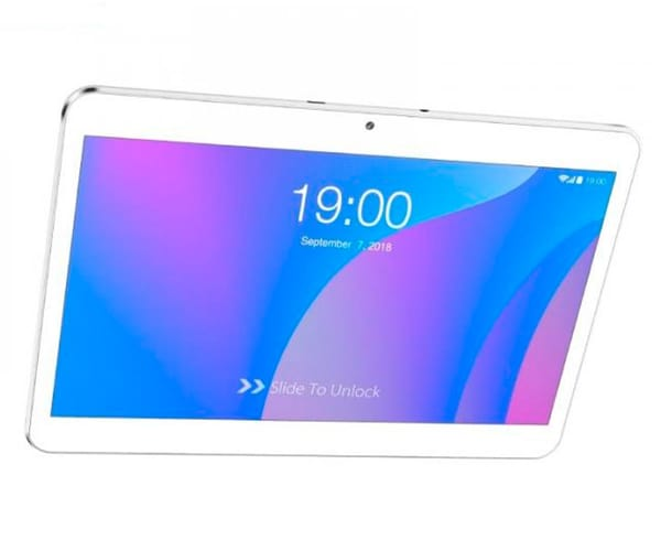 INNJOO F102 TABLET BLANCO 3G 10.1'' IPS/4CORE/16GB/1GB RAM/2MP/0.3MP