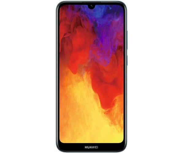 HUAWEI Y6 2019 NEGRO MÓVIL 4G DUAL SIM 6.09'' IPS HD+/4CORE/32GB/2GB RAM/13MP/8MP