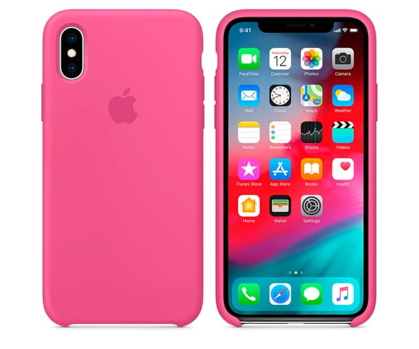 APPLE MW9A2ZM/A PITAYA APPLE IPHONE XS CARCASA DE SILICONA