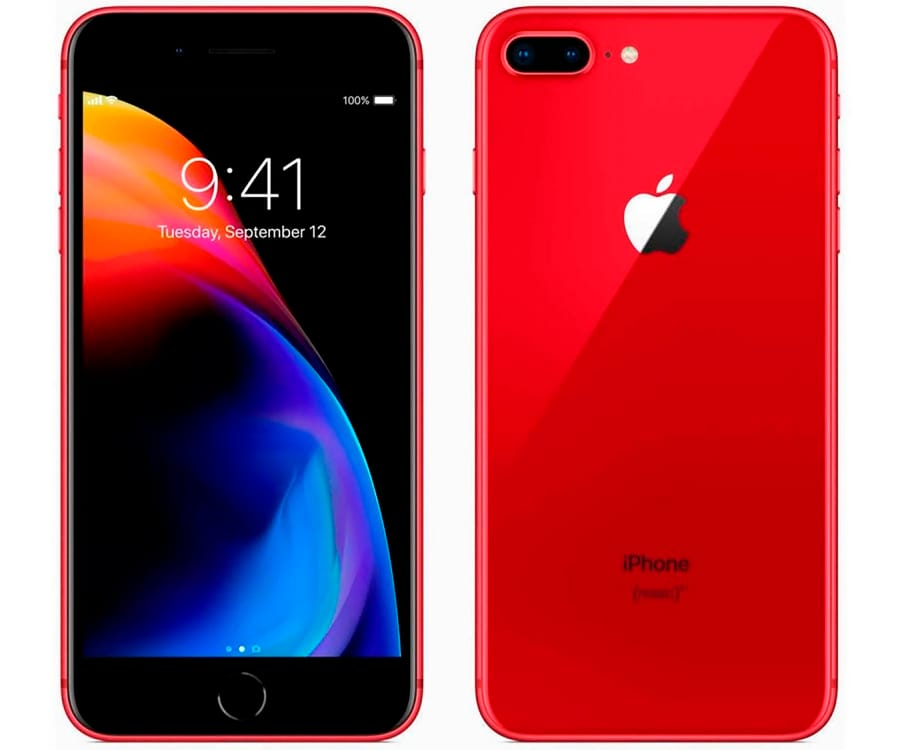 APPLE IPHONE 8 256GB ROJO REACONDICIONADO CPO MÓVIL 4G 4.7'' RETINA HD/6CORE/256GB/2GB RAM/12MP/7MP