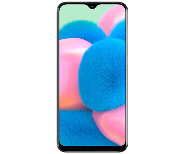 SAMSUNG GALAXY A30s NEGRO MÓVIL 4G DUAL SIM 6.4'' SUPER AMOLED HD+/8CORE/64GB/4GB RAM/25+5+8MP/16MP