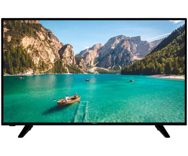HITACHI 43HK5100 TELEVISOR 43'' LCD IPS DIRECT LED 4K SMART TV WIFI