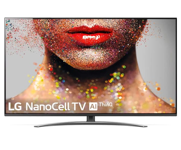 LG 65SM8200 TELEVISOR 65'' NANOCELL IPS UHD 4K HDR THINQ SMART TV CON IA WIFI BLUETOOTH SONIDO DOLBY DTS VIRTUAL:X