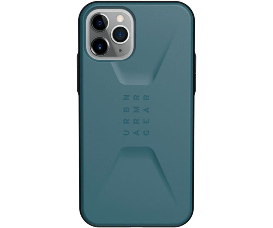 UAG CIVILIAN PIZARRA CARCASA APPLE IPHONE 11 PRO 5.8'' RESISTENTE