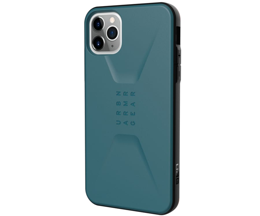 UAG CIVILIAN PIZARRA CARCASA APPLE IPHONE 11 PRO MAX RESISTENTE