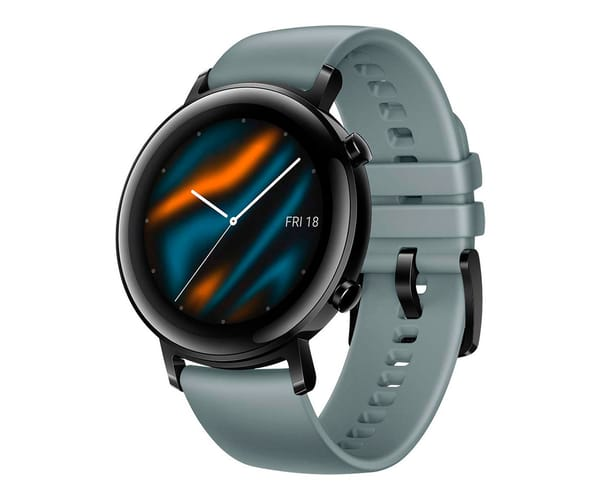 HUAWEI WATCH GT 2 SPORT EDITION AZUL CYAN 42MM SMARTWATCH TÁCTIL AMOLED 1.39'' GPS 5ATM