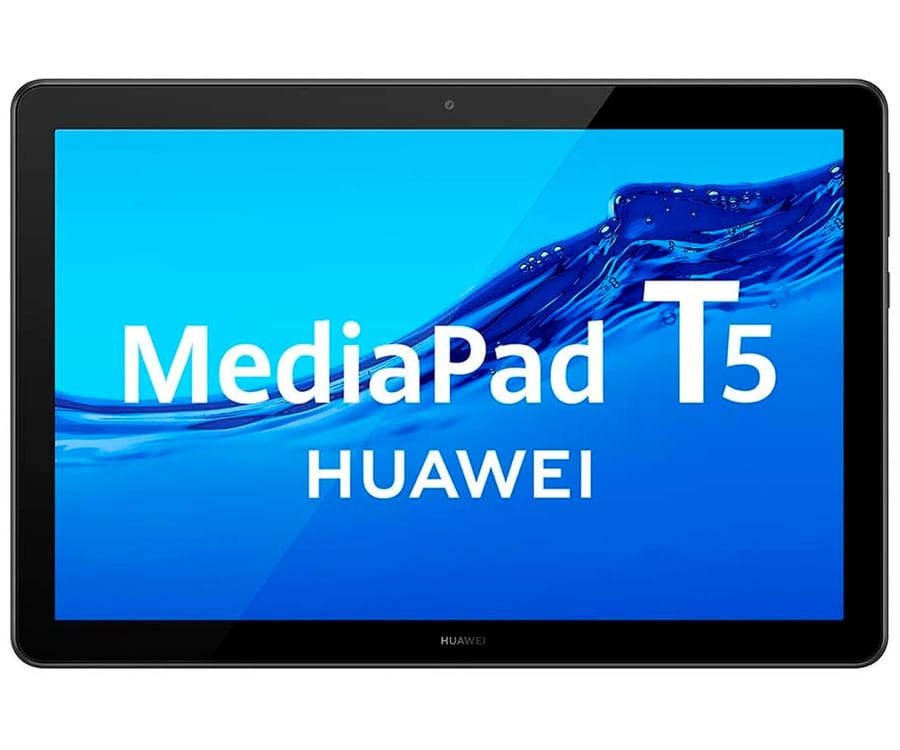 HUAWEI MEDIAPAD T5 TABLET WIFI 10.1'' FULLHD+ OCTACORE 64GB 4GB RAM CAM 5MP SELFIES 2MP