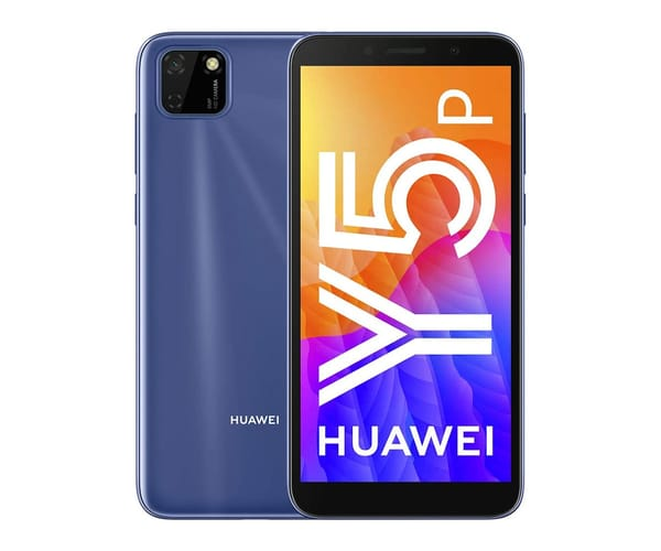 HUAWEI Y5P AZUL MÓVIL 4G DUAL SIM 5.45'' IPS HD+ OCTACORE 32GB 2GB RAM CAM 8MP SELFIES 5MP
