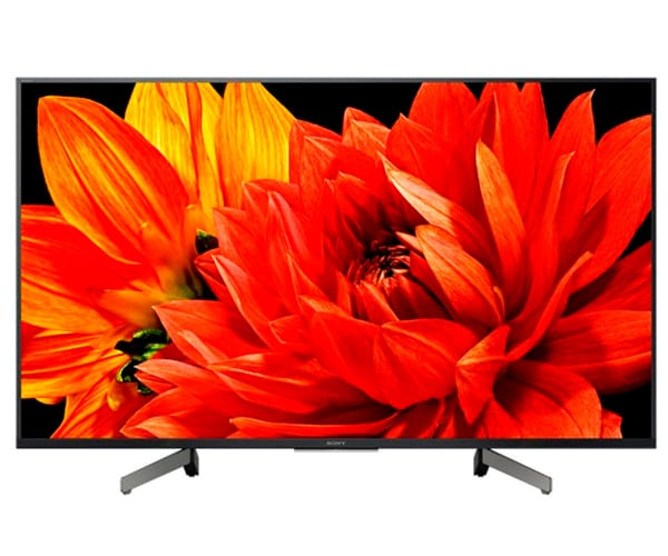 SONY KD-49XG8396 TELEVISOR 49'' LCD EDGE LED UHD 4K HDR 1000Hz SMART TV ANDROID WIFI BLUETOOTH Z REAC.