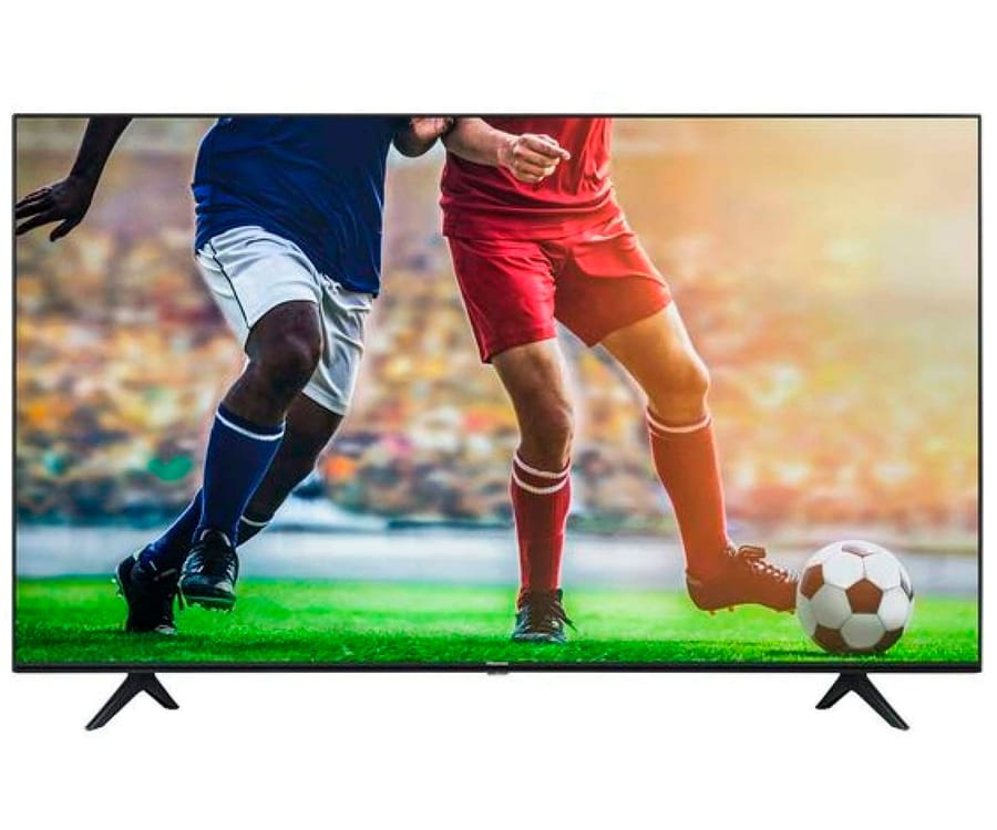 HISENSE H50A7100F TELEVISOR 50'' SMART TV LED 4K UHD HDR 1600PCI CI+ HDMI USB  BLUETOOTH