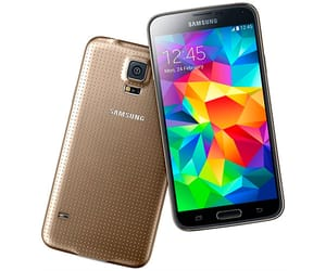 SAMSUNG GALAXY S5 MINI BRONCE