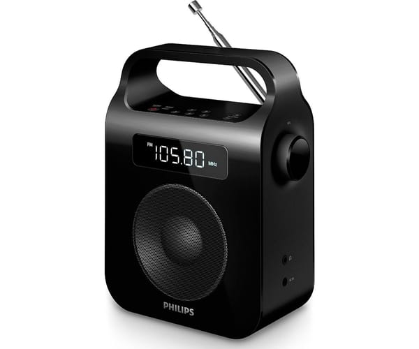 PHILIPS RADIO PORTATIL AE2600B/12