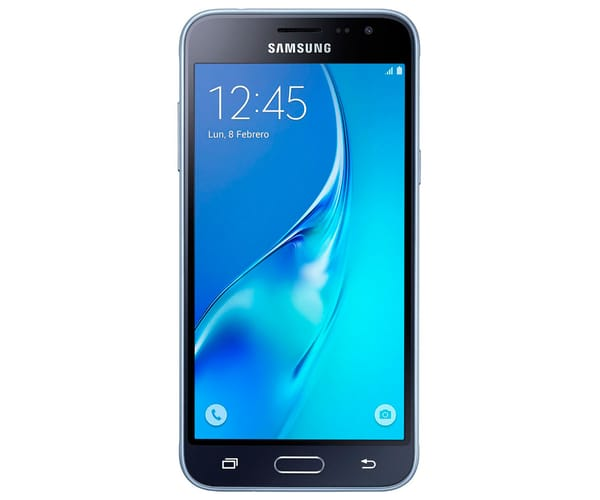 SAMSUNG GALAXY J3 NEGRO SM-J320 MÓVIL 4G 5.0''/4CORE/8GB/1.5GB RAM/5MP/2MP