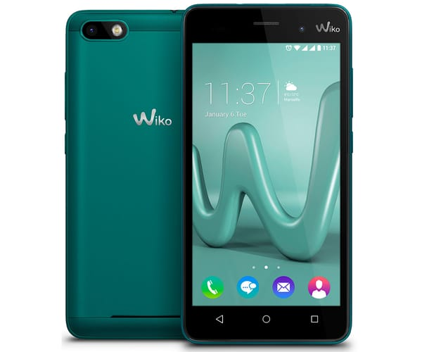 WIKO LENNY3 TURQUESA MÓVIL DUAL SIM / 3G / 5'' HD IPS / 4CORE / 16GB / 1GB RAM / 8MP / 5MP